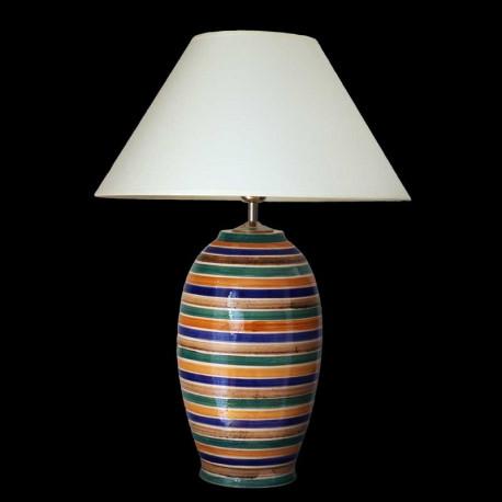 Keramická lampa L101, Linea