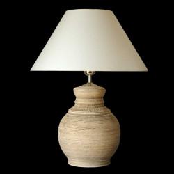 Keramická lampa N403 natur
