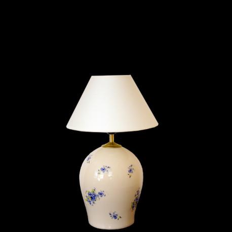 Keramická lampa D503,