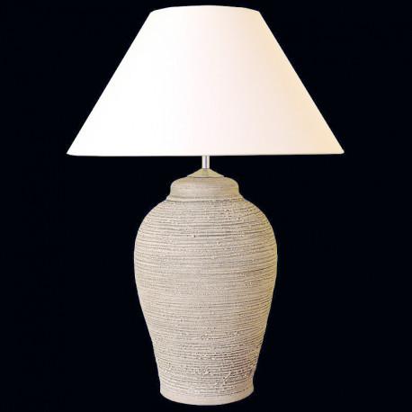 Keramická lampa N413, Natur 70