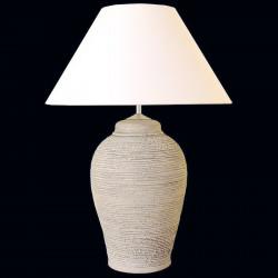 Keramická lampa N410, Natur