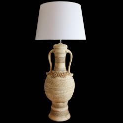 Keramická lampa N420, Natur