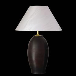 Keramická lampa K302 antracit