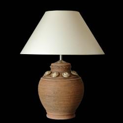 Keramická lampa N402 natur
