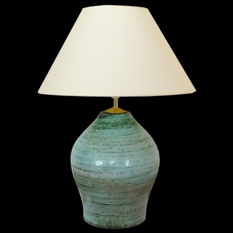 Keramická lampa O 702, krakel